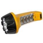 Фонарь аккумуляторный светодидный 3818