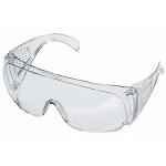 Очки защитные Dexx  прозрачные поликарбонат
