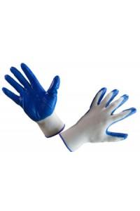 Перчатки облитые цветные тонкие