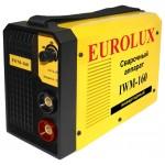 Сварочный аппарат Eurolux инверторный IWM160