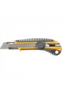 Нож технический 18мм Stayer с направляющими