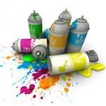 Краски-аэрозоли