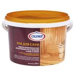 Лак для саун Olimp (2.5л)