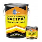 Мастика резино-битумная Krafor (1.8кг)