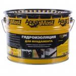 Мастика  битумная AquaMast  (3кг) для фундамента