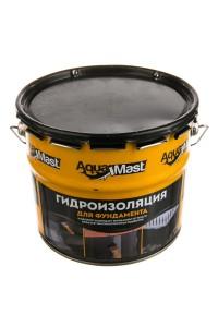 Мастика  битумная AquaMast (18кг) для фундамента