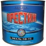 Бирюзовая ПФ-115 эмаль Престиж (1.9кг)
