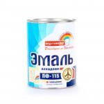 Белая ПФ-115 эмаль Радугамалер (0.9кг)