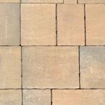 Тротуарная плитка Антара ColorMix Песчаник