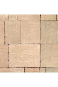 Тротуарная плитка Антара ColorMix Сахара