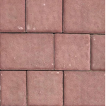 Тротуарная плитка Аурико Красный
