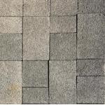 Тротуарная плитка Старый город StoneMix Черный