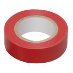 Изоляционная лента   Stayer  красная  ПВХ 15мм (10м)