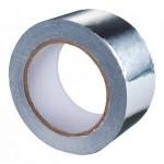 Скотч-лента металлизированный  50мм (50м)