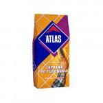Затирка для плитки Atlas белая (2кг)