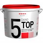 Шпатлевка полимерная Dano Top5 финишная (16.5кг)