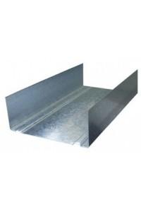 Профиль для гипсокартона  ЕП потолочный 100*40*3000мм