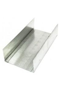 Профиль для гипсокартона  ЕП потолочный 75*50*3000мм