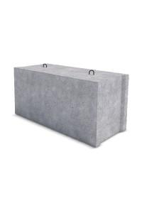 Фундаментный блок стеновой ФБС 12-6-6