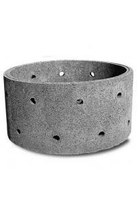 Кольцо стеновое для колодца КС 15-9 перфорированное