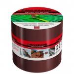 Лента-герметик Никобенд 100мм (10м) коричневая