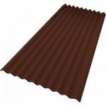 Ондулин Smart 2000*950мм коричневый