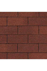 Гибкая черепица Roofshield Американ, коричневый (2,7  мм)