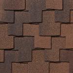 Гибкая черепица Roofshield Фьюжн, саванна (4,2 мм)