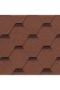 Гибкая черепица Roofshield Стандарт, песочный (3 мм)