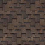 Гибкая черепица Технониколь shinglas финская аккорд, коричневый