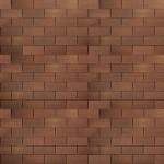 Гибкая черепица Технониколь shinglas классик фламенко, коричневый