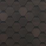 Гибкая черепица Технониколь shinglas оптима, коричневый