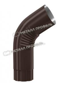 Колено трубы D150 (ПЭ-01-8017-0.5)