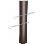 Труба водосточная D150*1000 (ПЭ-01-8017-0.5)