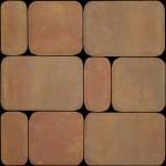 Тротуарная плитка Классико Золотая осень 40мм