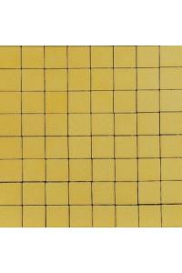 Тротуарная плитка Квадрат малый 100*100*60мм желтая