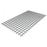 Сетка сварная 380*2000мм (ячейка 3*50*50мм) стальная