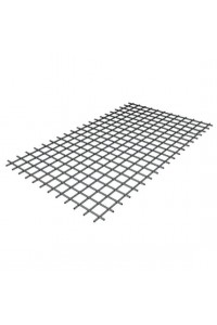 Сетка сварная 1000*2000мм (ячейка 3*100*100мм) стальная
