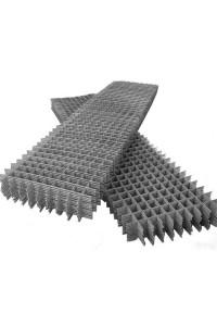 Сетка сварная 0.35*2м (ячейка 4*50*50мм) стальная