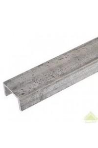 Швеллер стальной 120мм П-образный