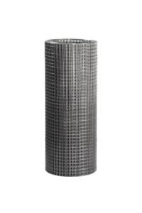 Сетка сварная 1*30м (ячейка 1*12.5*12.5мм) стальная оцинкованная