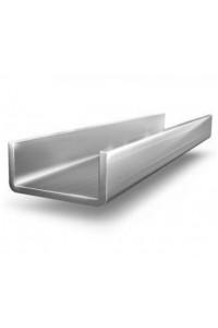 Швеллер стальной 160мм П-образный