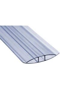 Профиль соединительный Н-образный ПСР 6-10мм