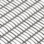 Сетка базальтовая Экострой-СБС 50/50 (ячейка 25*12мм) 50кв.м