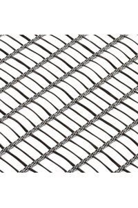 Сетка базальтовая Экострой-СБС 50/50 (ячейка 25*12мм) 25кв.м