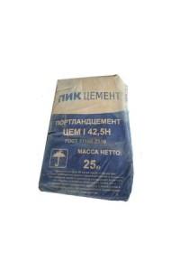 Цемент Амвросиевский (25кг)