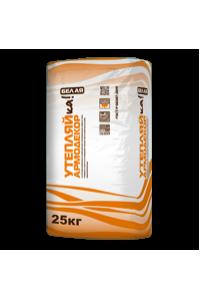 Штукатурно-клеевая смесь Утепляйка Армодекор армированная (25кг)