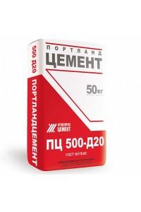 Цемент М500 Углегорский (50кг)