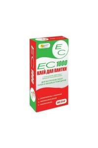 Клей для плитки ЕС 1000 серый (25кг)
