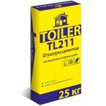 Штукатурка Toiler TL211 цементная (25кг)